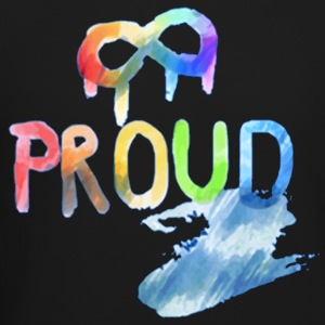 Gay Pride Proud - Crewneck Sweatshirt