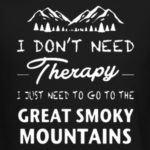 Great Smoky Mountains Shirt - Crewneck Sweatshirt