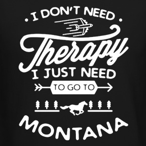 Go To Montana Shirt - Crewneck Sweatshirt