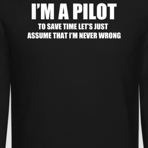 I'am Pilot - Crewneck Sweatshirt