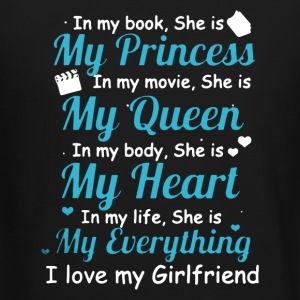 I LOVE MY GIRLFRIEND SHIRT - Crewneck Sweatshirt