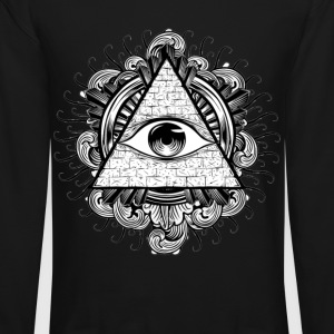 All Seeing Eye! - Crewneck Sweatshirt