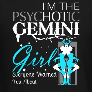 PSYCHOTIC GEMINI GIRL SHIRT - Crewneck Sweatshirt