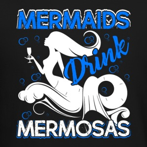 Mermaid Mimosas Tee Shirt - Crewneck Sweatshirt