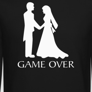 Game Over Wedding - Crewneck Sweatshirt