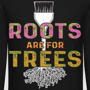 Roots Are For Trees | Curl Centric - Crewneck Sweatshirt