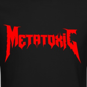 METATOXIC Text Logo - Crewneck Sweatshirt
