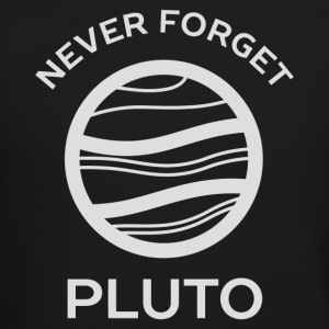 Never Forget Pluto The Planet - Crewneck Sweatshirt