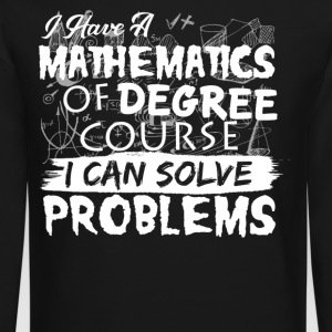 Mathematics Shirt - Crewneck Sweatshirt