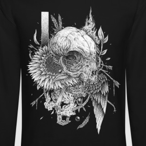 Cat Skull - Crewneck Sweatshirt