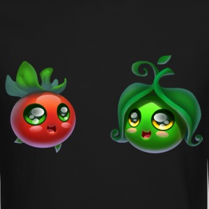 Tomato and peas - Crewneck Sweatshirt