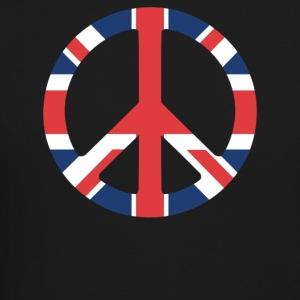 United Kingdom Peace Sign - Crewneck Sweatshirt