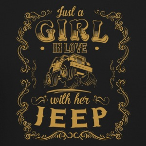 Just a girl in love with her Jeep - Crewneck Sweatshirt