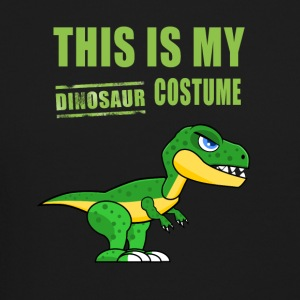 Dinosaur costume cute Green Humor fun carneval lol - Crewneck Sweatshirt