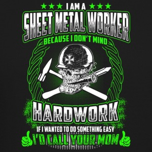I Am A Sheet Metal Worker - Crewneck Sweatshirt