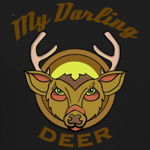 My Darling Deer - Crewneck Sweatshirt