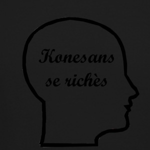 Konesans se richès - Knowledge is power - Crewneck Sweatshirt