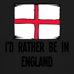 I'd Rather Be In England - Crewneck Sweatshirt