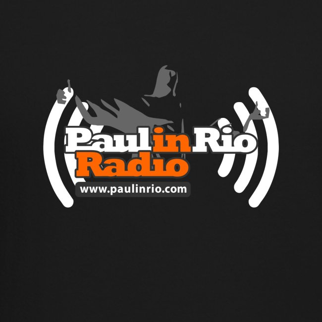 Paul in Rio Radio - Thumbs-up Corcovado #1
