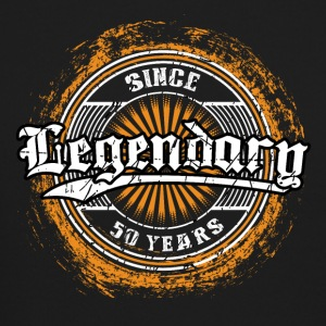 Legendary since 50 years t-shirt and hoodie - Crewneck Sweatshirt