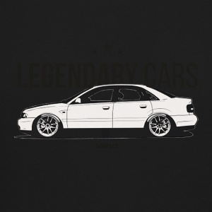 Legendary cars audi - Crewneck Sweatshirt