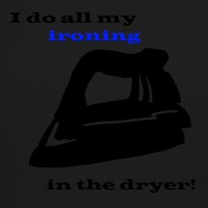Ironing in the Dryer - Crewneck Sweatshirt