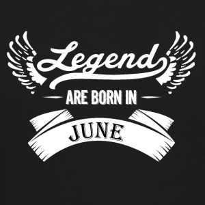 Legends are born in June - Crewneck Sweatshirt
