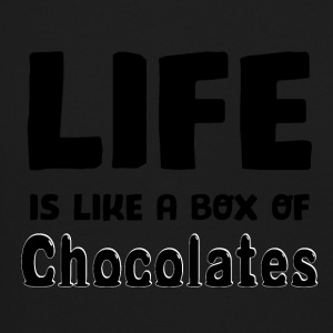 Life is a box of Chocolates - Crewneck Sweatshirt