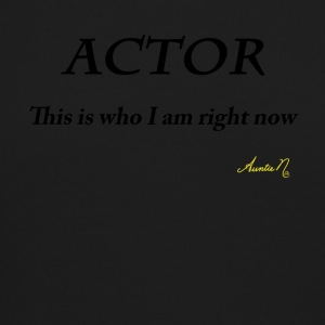 0071 ACTOR: This is who I am right now - Crewneck Sweatshirt