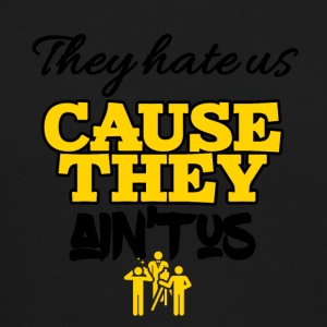 They hate us - Crewneck Sweatshirt