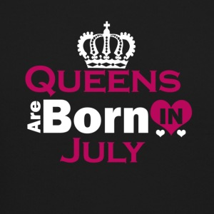 Queens are Born in July - Crewneck Sweatshirt