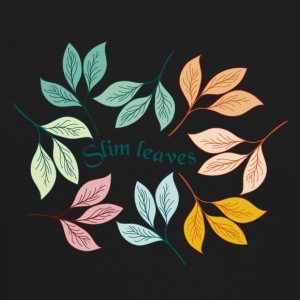 slim leaves brand - Crewneck Sweatshirt