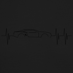 5th Generation Camaro Heart Beat - Crewneck Sweatshirt