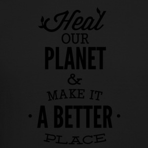HEAL_OUR_PLANET-01 - Crewneck Sweatshirt