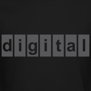 DIGITAL T Shirt - Crewneck Sweatshirt
