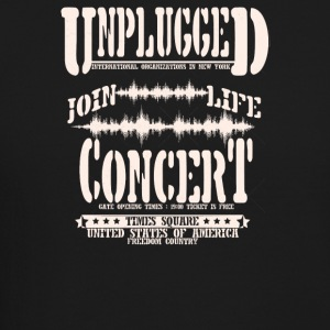 Unplugged join life concert - Crewneck Sweatshirt