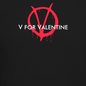 V for Valentine - Crewneck Sweatshirt