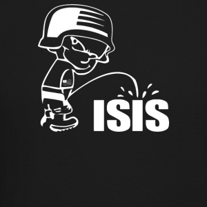 Pee On Isis Decal Look - Crewneck Sweatshirt