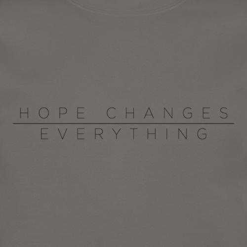Hope Changes Everything - Unisex Crewneck Sweatshirt
