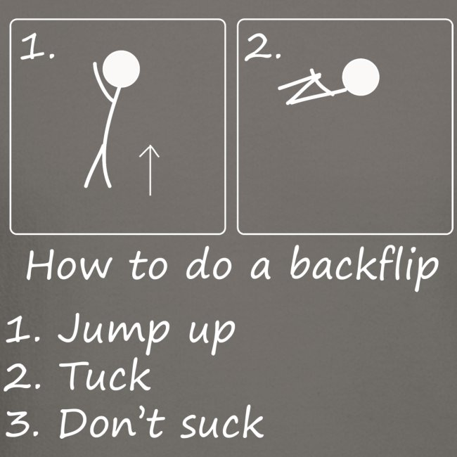 How to backflip (Inverted)