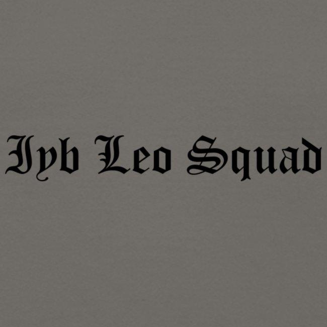 iyb leo squad logo