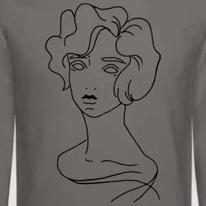 Lady - Crewneck Sweatshirt