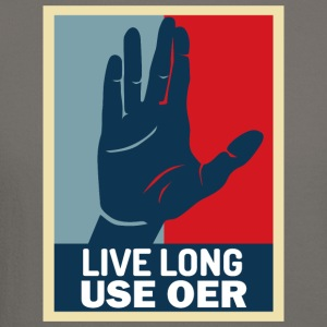 Live Long User OER - Crewneck Sweatshirt