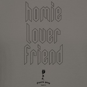 HOMIE LOVER FRIEND - Crewneck Sweatshirt