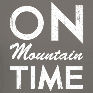 On Mountain Time - Crewneck Sweatshirt
