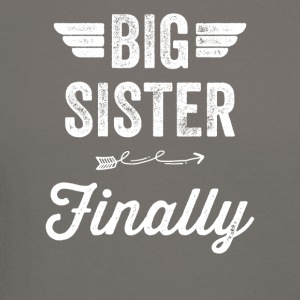 Big sister Finally - Crewneck Sweatshirt