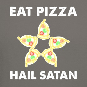 Eat Pizza Hail satan - Crewneck Sweatshirt