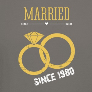 Married since 1980 - Crewneck Sweatshirt