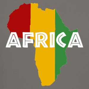 Africa Rasta on black - Crewneck Sweatshirt