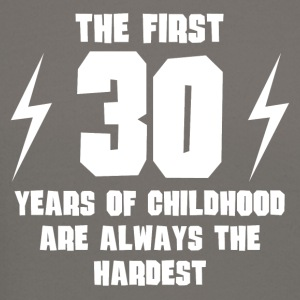 The First 30 Years Of Childhood - Crewneck Sweatshirt